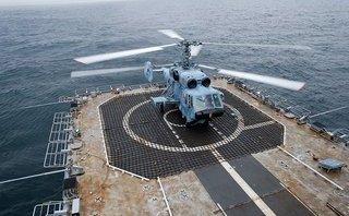 Quân sự - Trực thăng Nga rơi ở biển Baltic, 2 phi công thiệt mạng