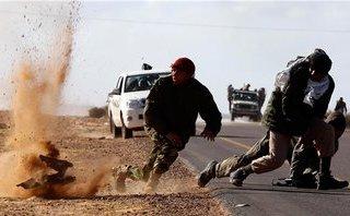 Quân sự - Quân Chính phủ Syria tiếp tục quét sạch khủng bố khỏi Homs