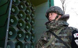 Tiêu điểm - Hàn Quốc ngừng phát loa tuyên truyền sang Triều Tiên