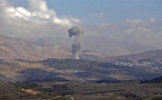 Quân sự - Israel tấn công pháo binh Syria sau loạt súng cối nã vào cao nguyên Golan