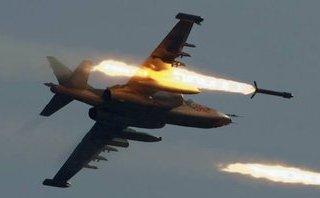 Quân sự - Tình hình Syria: 100 đợt không kích tại Nam Damascus trong 24 giờ qua