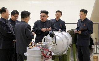 Tiêu điểm - Nhà khoa học Trung Quốc nói về bãi thử hạt nhân bị sập cục bộ của Triều Tiên