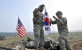 Tiêu điểm - Lý do Mỹ không rút quân khỏi Hàn Quốc dù chiến tranh Triều Tiên kết thúc