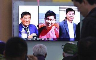 Tiêu điểm - Tiết lộ thân thế 3 công dân Mỹ được Triều Tiên trả tự do