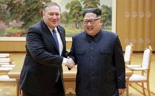 """Tiêu điểm - Thực hư """"kế hoạch viện trợ kinh tế cho Triều Tiên"""" của Ngoại trưởng Mỹ"""