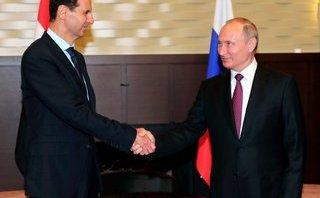 Tiêu điểm - Giải mật thông điệp mà Tổng thống Putin nói với Tổng thống Syria Assad tại Sochi