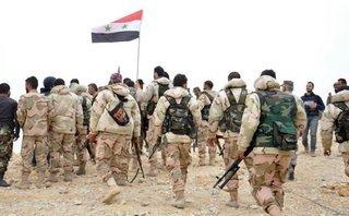 Quân sự - Lý do quân Syria bắt giữ nhóm lính Pháp ở tỉnh Hasakah