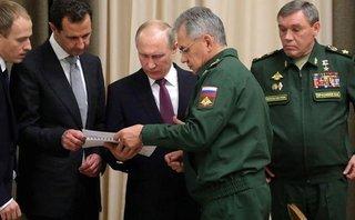 Quân sự - Gặp Tổng thống Assad, Tổng thống Nga Putin thực sự yêu cầu Iran rời khỏi Syria?