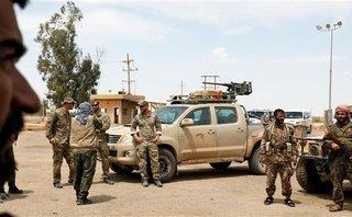 Quân sự - Động thái quân sự bất ngờ của Pháp ở Đông Syria