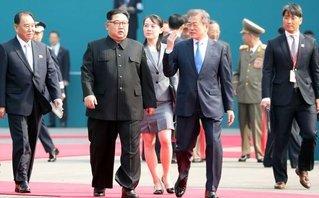 Tiêu điểm - Chủ tịch Kim Jong-un bất ngờ gặp Tổng thống Hàn Quốc lần thứ hai