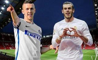 Thể thao - Chuyển nhượng 6/8: MU hết hi vọng chiêu mộ Perisic, Bale