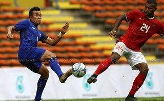 Thể thao - Clip: Nhìn U22 Thái Lan và U22 Indonesia đá mà lo cho U22 Việt Nam
