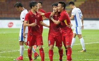 Thể thao - Clip: U22 Việt Nam đại thắng; U22 Thái Lan và U22 Campuchia ẩu đả dữ dội
