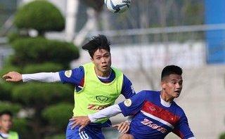 Thể thao - ĐTVN: Tập penalty và các tuyển thủ U22 liên tục sút hỏng