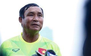 Thể thao - HLV Mai Đức Chung tự tin cùng ĐT Việt Nam thắng Campuchia