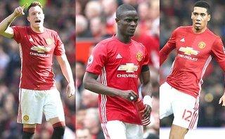 Thể thao - Mourinho và nguy cơ từ 'kế hoạch B' ở hàng phòng ngự Man Utd