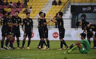 Thể thao - 3 trận đấu môn bóng đá nam ở SEA Games 29 bị nghi bán độ