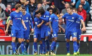 Morata lập hat-trick nhưng CĐV Chelsea vẫn sẽ nhớ Costa