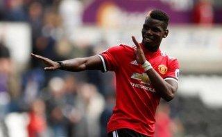 Vấn đề của Man Utd: Không Pogba, không thể áp đặt thế trận
