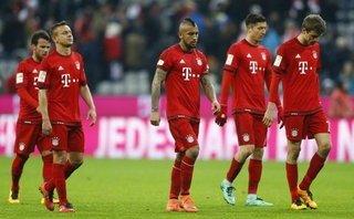 Thể thao - Những gì chúng ta chứng kiến không phải là Bayern Munich
