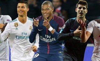 Thể thao - Lượt 2 vòng bảng Champions League: Sự trở lại của một thế lực