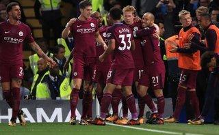 Thể thao - Chelsea 0-1 Man City: Thua vì tử thủ