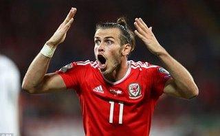 Thể thao - Vòng loại World Cup 2018: Gareth Bale lỡ hẹn; Tây Ban Nha bất bại tới VCK