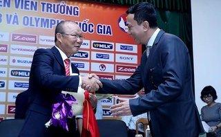 Thể thao - Điều khoản 'bí mật' VFF ký với HLV Park Hang-seo