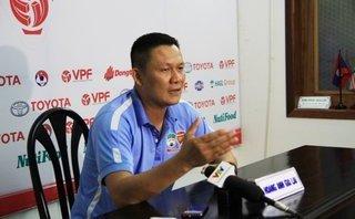 HLV HAGL Nguyễn Quốc Tuấn từ chức, bất ngờ với người thay thế