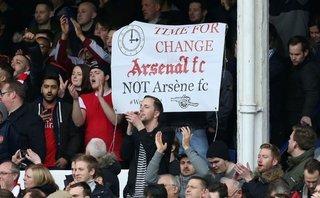 Đi thôi Wenger, đâu ai còn động lực cống hiến