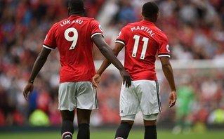 Man Utd không có cả Lukaku và Martial khi đối đầu với Benfica