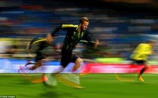 Real Madrid 1-1 Tottenham: Lloris, Navas lu mờ Ronaldo, Kane