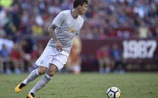 Man Utd thất trận, Mourinho bảo vệ Linderlof, nắn gân Herrera