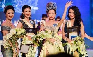 Mới- nóng - Clip: Phần thi ứng xử... gây cười của Top 5 Hoa hậu Đại Dương 2017