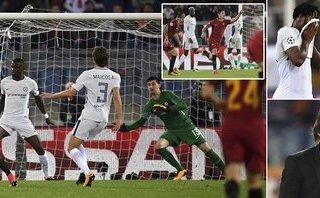 Bóng đá Quốc tế - Conte và 'đêm kinh hoàng ở Rome' của Chelsea