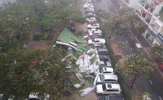 Mới- nóng - Clip: Khánh Hòa oằn mình chống chịu sức tàn phá của bão Con Voi