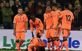 Bóng đá Quốc tế - Đè bẹp West Ham, Liverpool phả hơi nóng vào Arsenal, Chelsea
