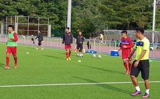 Bóng đá Việt Nam - Mục tiêu của U19 Việt Nam trong trận gặp U19 Đài Bắc Trung Hoa