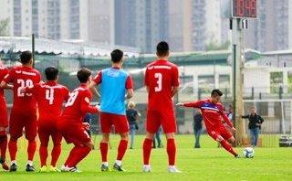 Bóng đá Việt Nam - HLV Park Hang-seo 'bắt bài' Afghanistan ở buổi tập của ĐT Việt Nam