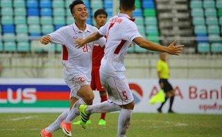 Bóng đá Việt Nam - Trực tiếp U19 Việt Nam - U19 Lào (12h - 8/11): Thắng phải đẹp