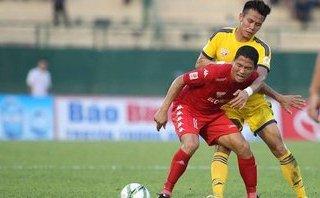 Bóng đá Việt Nam - Clip: Thắng trên sân khách, SLNA đặt một tay vào chức vô địch