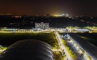 Bóng đá Việt Nam - Điểm nổi bật ở  trung tâm bóng đá hàng đầu ĐNÁ của PVF
