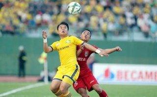 Bóng đá Việt Nam - Trực tiếp Chung kết lượt đi cúp Quốc gia: B.Bình Dương - SLNA (17h - 9/11)