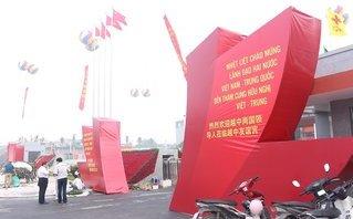 Mới- nóng - Clip: Những hình ảnh tại Lễ khánh thành Cung Hữu Nghị Việt - Trung