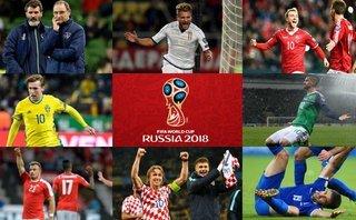 Bóng đá Quốc tế - Clip: Hòa nghẹt thở, Thụy Sĩ và Croatia đoạt vé tới VCK World Cup 2018