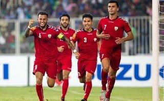 Bóng đá Việt Nam - ĐT Afghanistan và câu chuyện khiến khán phòng im lặng