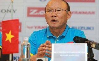 Bóng đá Việt Nam - HLV Park Hang-seo nhẹ nhàng, sâu cay với đối thủ