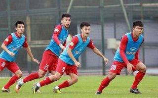 Bóng đá Việt Nam - HLV Park Hang-seo bắt đầu giấu bài và dùng độc chiêu