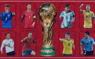 Bóng đá Quốc tế - Chính thức: Peru 'chốt sổ', 32 đội tuyển dự VCK World Cup 2018 lộ diện