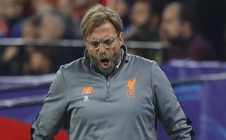 Bóng đá Quốc tế - Liverpool không thi đấu trong hiệp hai trận hòa tệ hại trước Sevilla